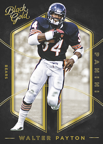 2016 Panini Black Gold Football Base