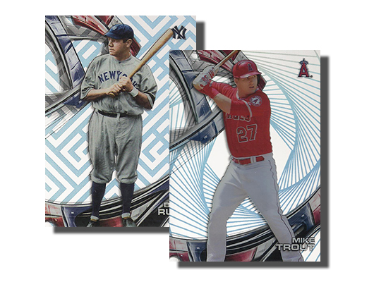 2016 Topps High Tek Pattern Variations Header