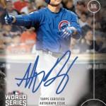652 Anthony Rizzo Autograph /99