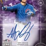 652 Anthony Rizzo Autograph /25