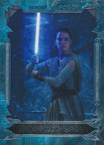 2016 Topps Star Wars Masterwork Show of Force