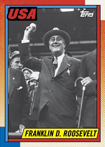 128 Franklin D. Roosevelt