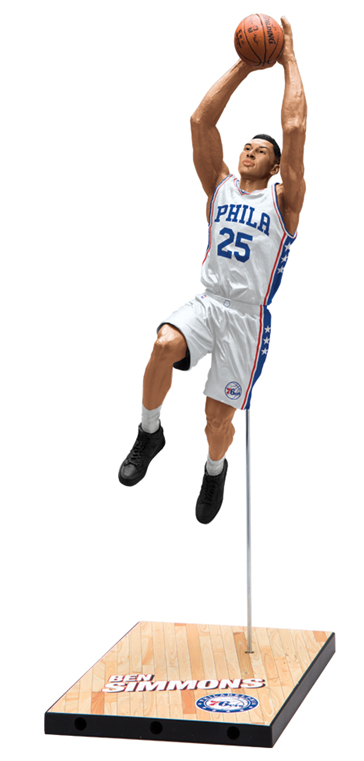McFarlane NBA 30 Ben Simmons Header