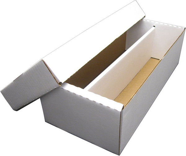 Sports Cards 1600 Count Box
