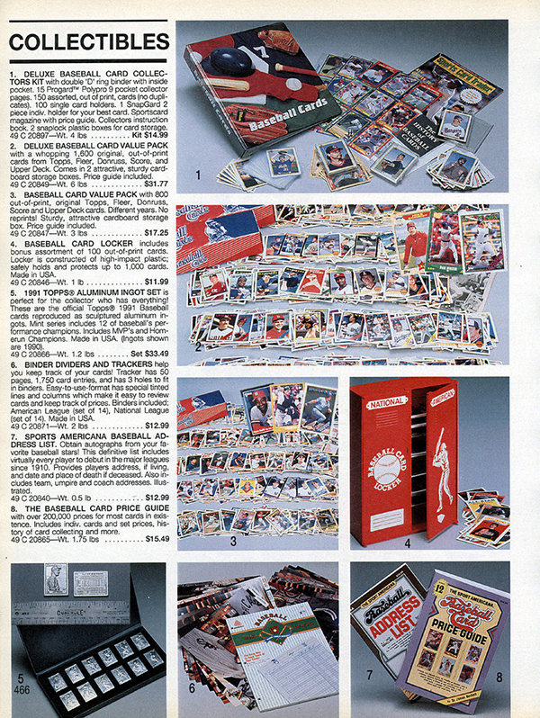 1991 sears christmas catalog collecting kits - Sears Christmas Catalog
