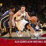 140 Klay Thompson