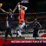 144 Russell Westbrook