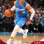 168 Russell Westbrook