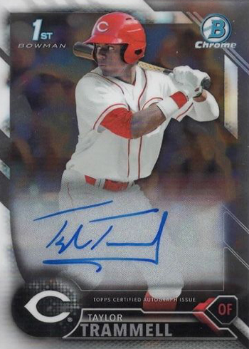 2016 Bow Dr Chrom Auto Taylor Trammell