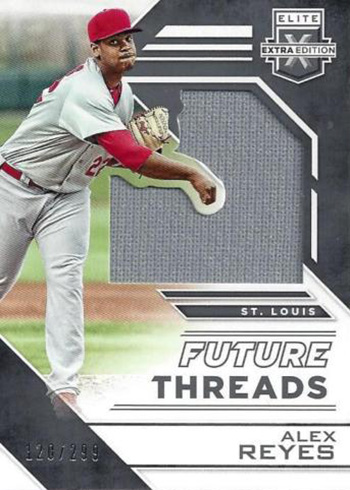 2016 Elite Extra Edition Baseball Future Threads