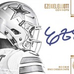 2016 Panini Encased Football Rookie Endorsements