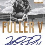 2016 Panini Encased Football Rookie Notable Signatures