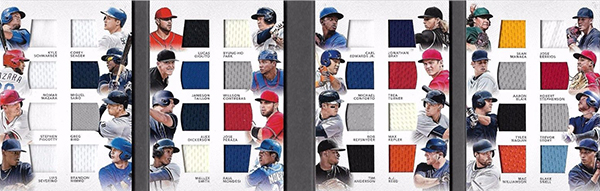 2016 Panini National Treasures Baseball Treasure Chest 32