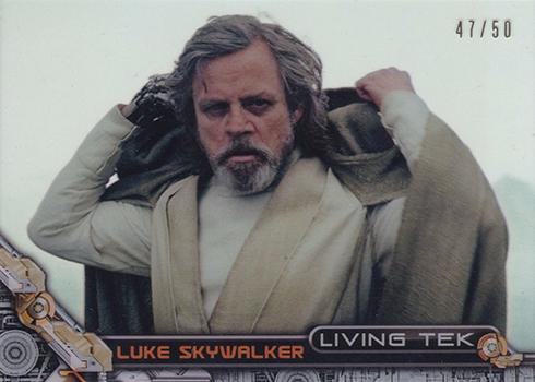 2016 Topps Star Wars High Tek Living Tek