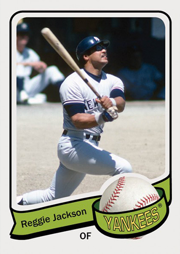 149 Reggie Jackson