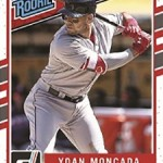 2017 Donruss Baseball Base Rated Rookies