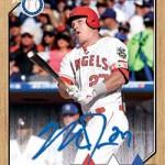 2017 Topps Series 2 Baseball 1987 All-Star Autograph