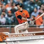 2017 Topps Series 2 Baseball Base Buster Posey