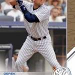 2017 Topps Series 2 Baseball Legends Derek Jeter