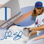 2017 Topps Series 2 Baseball Major League Material Autograph Relic