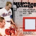 2017 Topps Series 2 Baseball Memorable Moments Relic