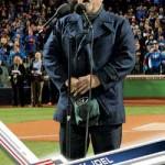 2017 Topps Series 2 Baseball National Anthem