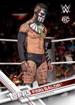 2017 Topps WWE Base Finn Balor