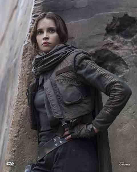 Star Wars Authentics Jyn Erso Photo