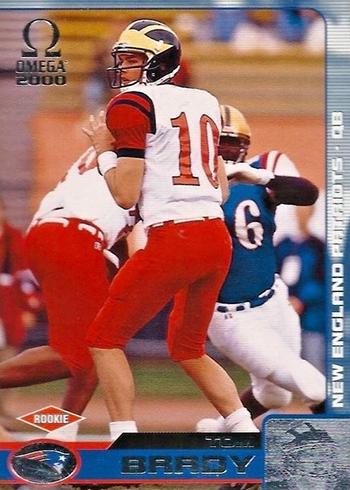 2000 Omega Tom Brady RC
