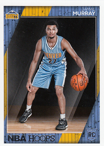 2016-17 Hoops Jamal Murray RC