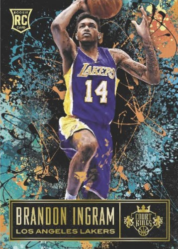 2016-17 Panini Court Kings Brandon Ingram