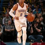 180 Russell Westbrook
