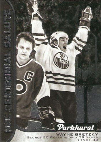 2016-17 Parkhurst Hockey NHL Centennial Salute