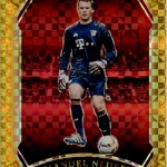 2016-17 Select Soccer Gold Neuer