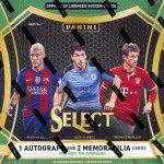 2016-17 Select Soccer Hobby Box