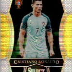 2016-17 Select Soccer Multi Color Prizm Ronaldo