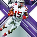 2017 Panini Elite Draft Picks Football Status Die Cut
