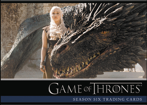 2017 Rittenhouse Game of Thrones Season 6
