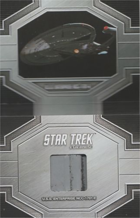 2017 Rittenhouse Star Trek 50th Anniversary Enterprise Relic