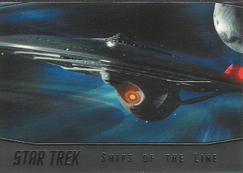 2017 Rittenhouse Star Trek 50th Anniversary Ships of the Line