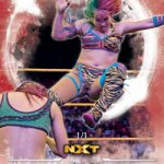 2017 Topps WWE Undisputed Base Red Asuka