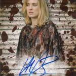 2017 Topps Walking Dead Season 6 Autograpgh Mud B