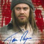 2017 Topps Walking Dead Season 6 Autograph Blood B