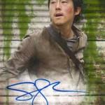 2017 Topps Walking Dead Season 6 Autograph Mold