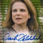 2017 Topps Walking Dead Season 6 Autograph Mold C