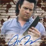 2017 Topps Walking Dead Season 6 Autograph Mud
