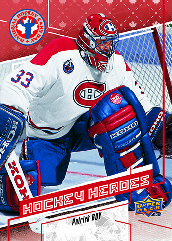2017 Upper Deck National Hockey Card Day