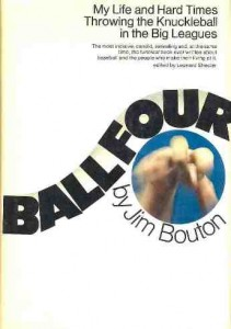 Ball Four First Edition