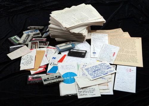 Bouton Manuscript Archives