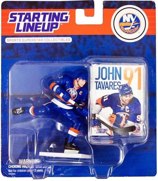 John Tavares Starting Lineup 2016-17 New York Islanders SGA